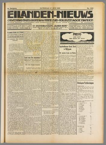 Eilanden-nieuws. Christelijk streekblad op gereformeerde grondslag 1939-06-17