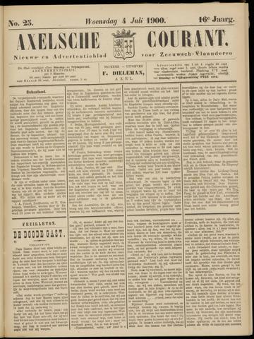 Axelsche Courant 1900-07-04