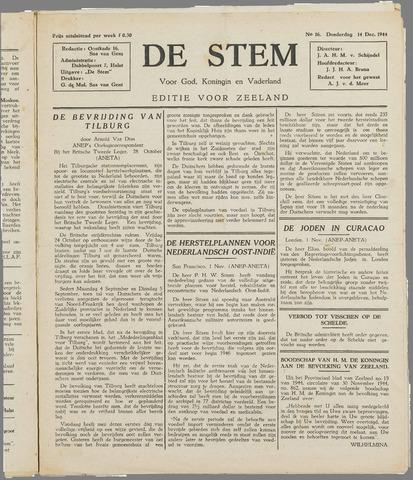 de Stem 1944-12-14