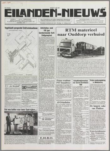 Eilanden-nieuws. Christelijk streekblad op gereformeerde grondslag 1989-05-09