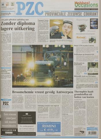 Provinciale Zeeuwse Courant 2004-03-06