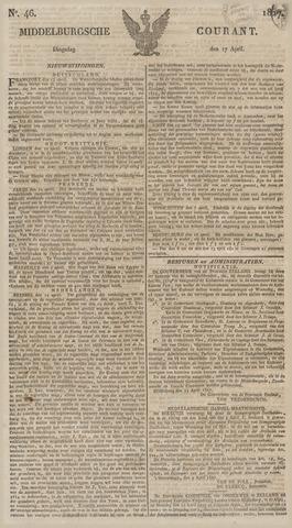 Middelburgsche Courant 1827-04-17