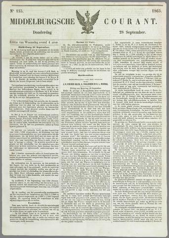 Middelburgsche Courant 1865-09-28