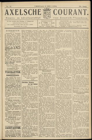Axelsche Courant 1934-05-11
