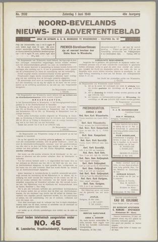 Noord-Bevelands Nieuws- en advertentieblad 1940-06-01