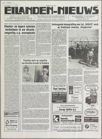 Eilanden-nieuws. Christelijk streekblad op gereformeerde grondslag 1985-07-12