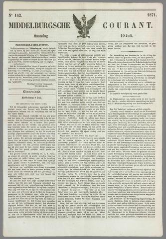 Middelburgsche Courant 1871-07-10