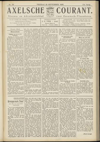 Axelsche Courant 1939-09-29