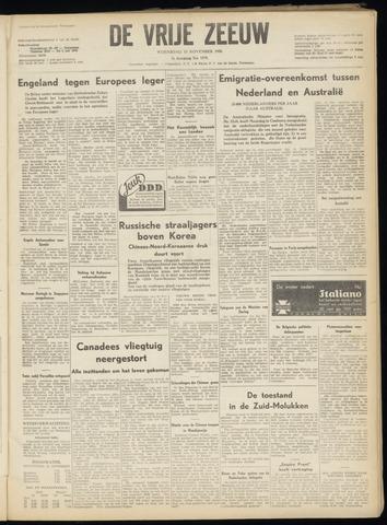 de Vrije Zeeuw 1950-11-15
