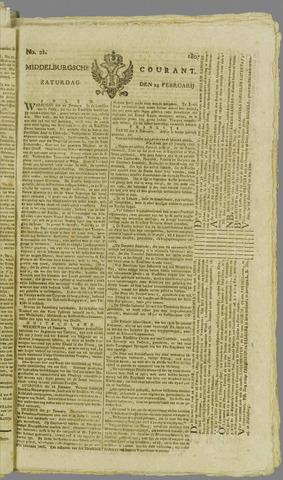 Middelburgsche Courant 1807-02-14