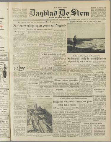 de Stem 1954-01-16