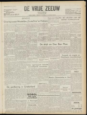 de Vrije Zeeuw 1954-05-04