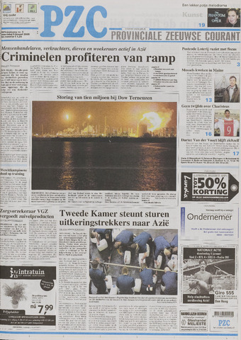 Provinciale Zeeuwse Courant 2005-01-05