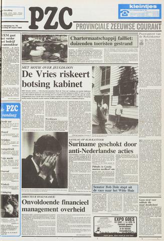 Provinciale Zeeuwse Courant 1988-03-30