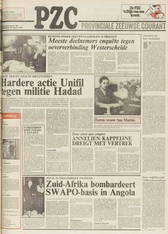 Provinciale Zeeuwse Courant 1981-03-19