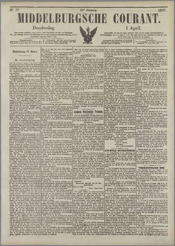 Middelburgsche Courant 1897-04-01