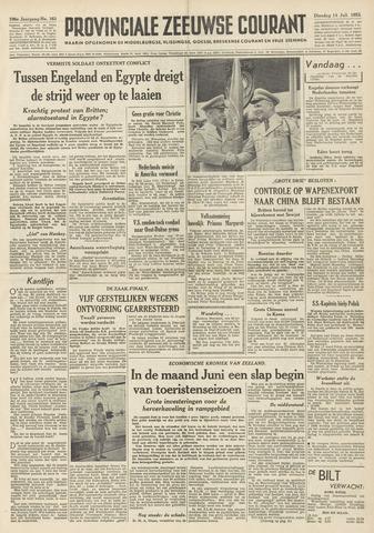 Provinciale Zeeuwse Courant 1953-07-14
