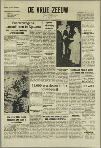 de Vrije Zeeuw 1966-12-23