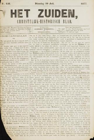 Het Zuiden, Christelijk-historisch blad 1877-07-10