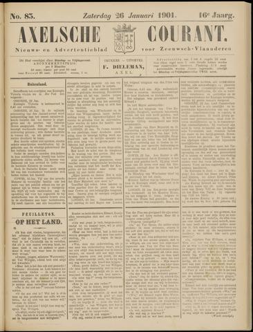 Axelsche Courant 1901-01-26