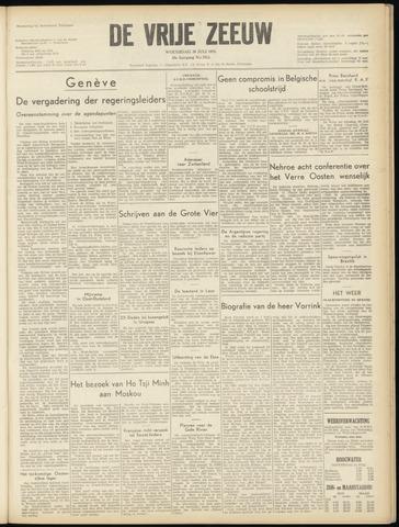 de Vrije Zeeuw 1955-07-20