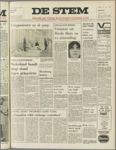 de Stem 1969-12-30