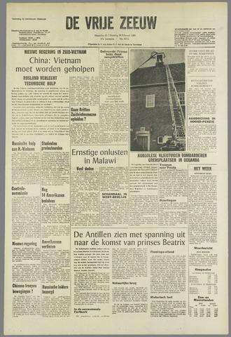 de Vrije Zeeuw 1965-02-15