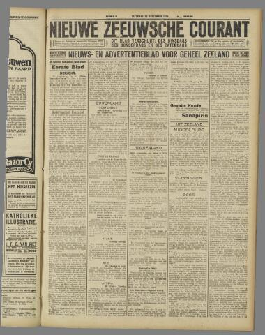 Nieuwe Zeeuwsche Courant 1925-09-26