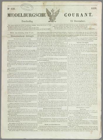 Middelburgsche Courant 1859-12-15