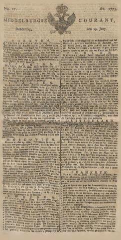 Middelburgsche Courant 1775-06-29