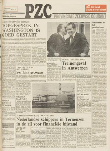 Provinciale Zeeuwse Courant 1973-06-19