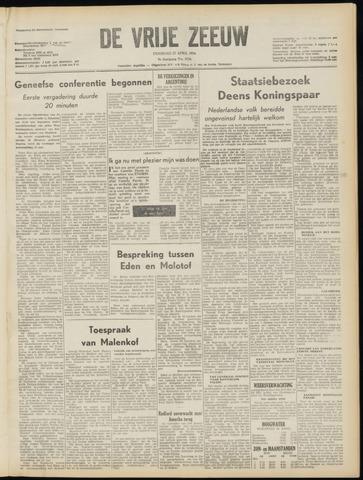 de Vrije Zeeuw 1954-04-27