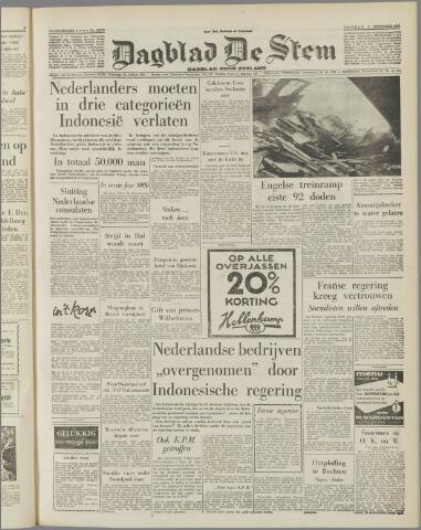 de Stem 1957-12-06