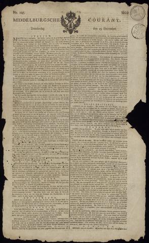 Middelburgsche Courant 1814-12-29