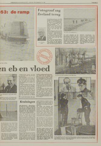 Watersnood documentatie 1953 - tijdschriften 1953-02-19