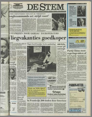 de Stem 1987-11-27