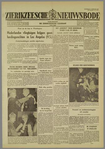 Zierikzeesche Nieuwsbode 1960-02-04