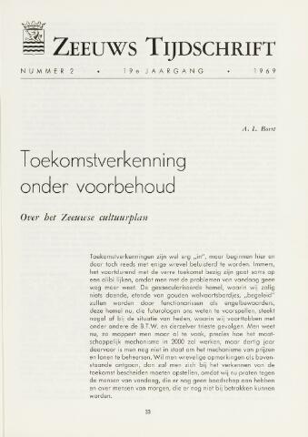 Zeeuws Tijdschrift 1969-03-01