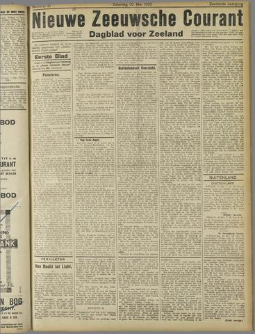 Nieuwe Zeeuwsche Courant 1920-05-22