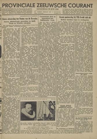 Provinciale Zeeuwse Courant 1944-06-29