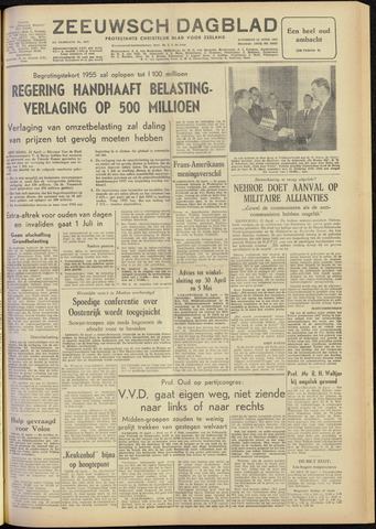 Zeeuwsch Dagblad 1955-04-23