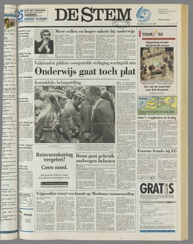 de Stem 1992-07-13