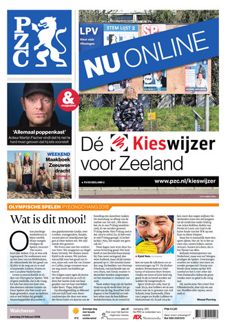 Provinciale Zeeuwse Courant 2018-02-24