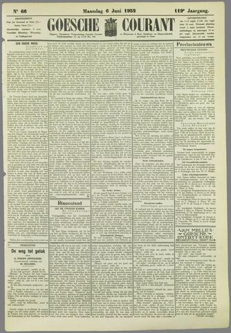 Goessche Courant 1932-06-06