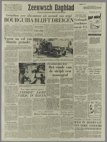 Zeeuwsch Dagblad 1961-07-24