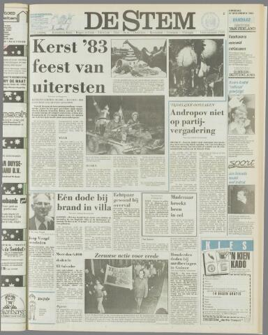 de Stem 1983-12-27