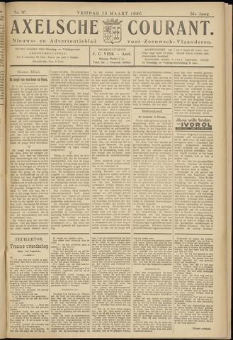 Axelsche Courant 1936-03-13