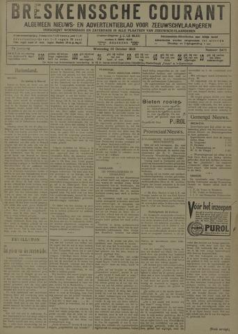Breskensche Courant 1929-10-30