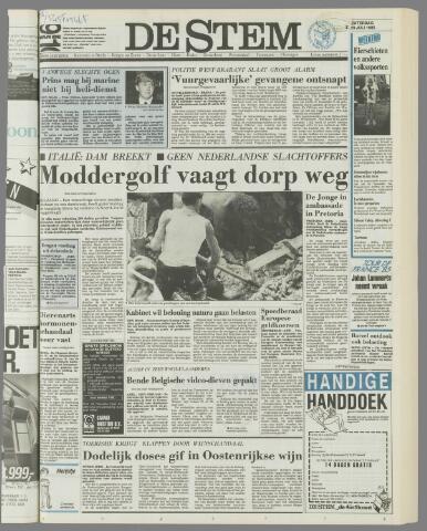 de Stem 1985-07-20