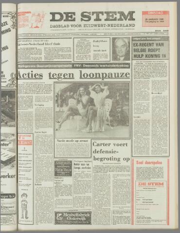 de Stem 1980-01-29